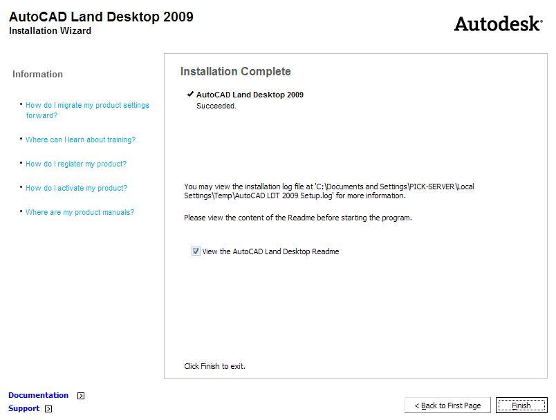 download keygen autocad land desktop 2009 64 bit
